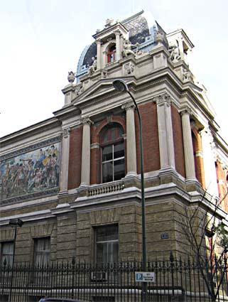 Novedades Escuela de Minas 2007