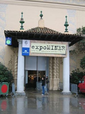 About Expominer 2005 Show