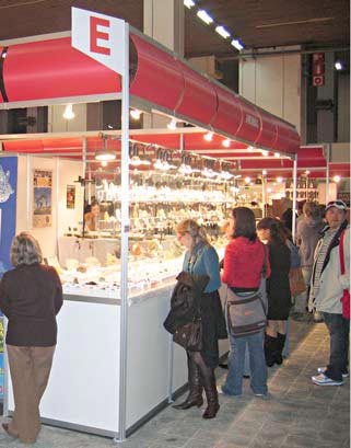 About Expominer 2008 Show