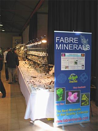 Novedades Mineralexpo 2008