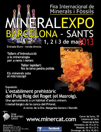 About Mineralexpo 2013