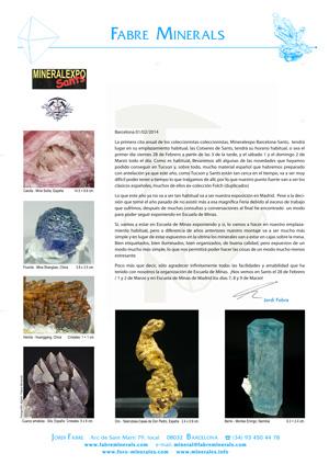 Mineralexpo 2014