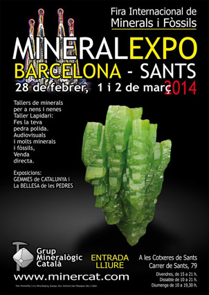 About Mineralexpo 2014
