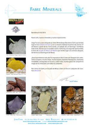 Mineralexpo 2015