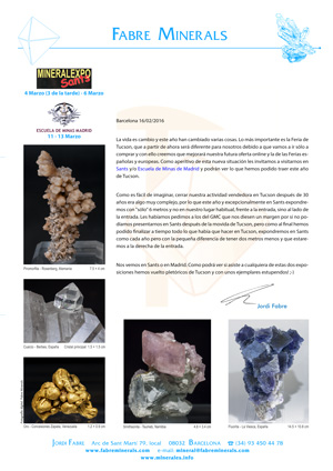 Mineralexpo 2016