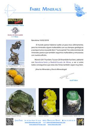 Mineralexpo 2018