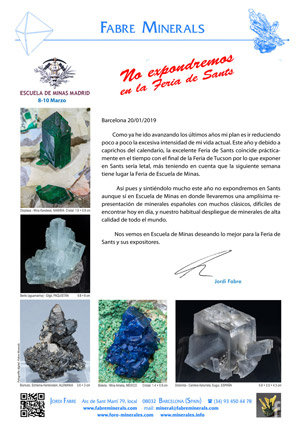 Mineralexpo 2019