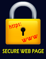 Secure Page