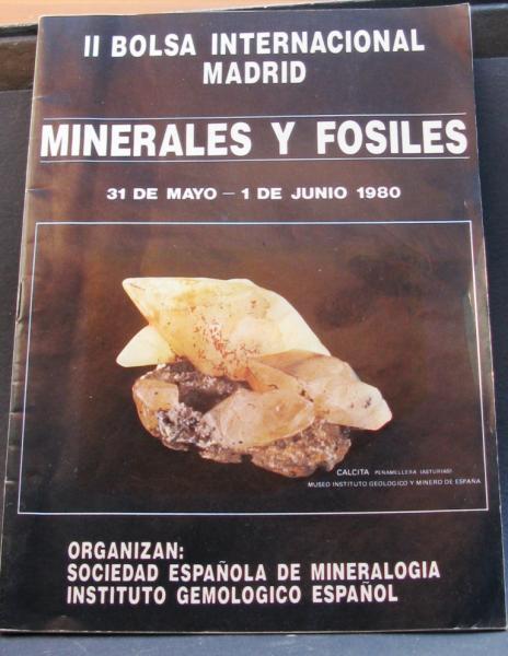 La mineralogía española y el comercio de minerales