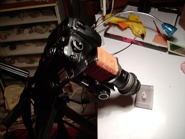 Técnicas básicas para hacer fotografías de minerales