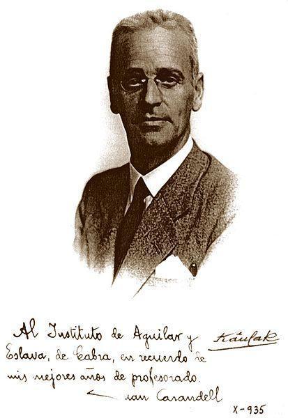Juan Carandell Pericay