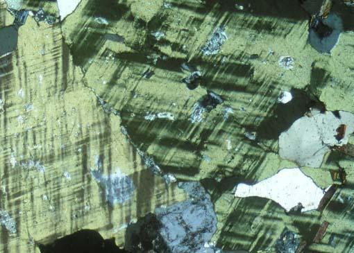 Otra forma de ver los minerales