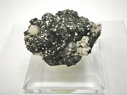 Bavenite with Chlorite, Pyrite and Albite .