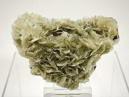 Baryte with Galena.
