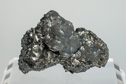 Pyrolusite with Romanèchite.