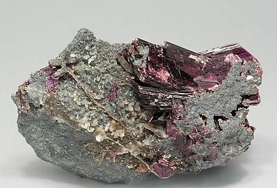Erythrite with Skutterudite.