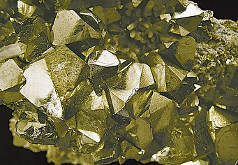 Pyrite with Siderite.