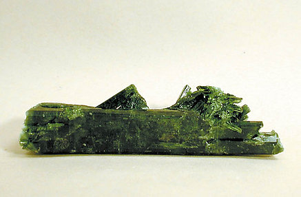 Chromium-rich Diopside. Front