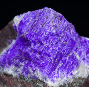 Sugilite with Pectolite.