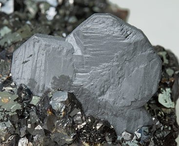 Bournonite with Sphalerite.