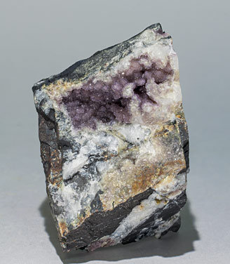 Fluellite with Metavariscite.