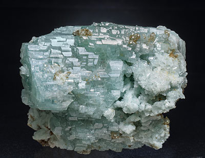Albite with Muscovite. Side