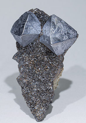 Galena with Sphalerite.