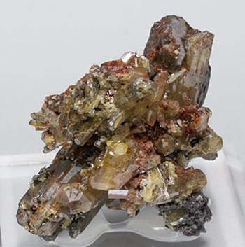 Mimetite with Galena.
