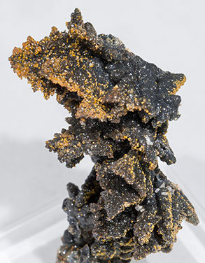 Willemite after Descloizite with Mimetite.