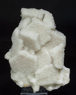 Calcite on Aragonite and Sulfur. Front