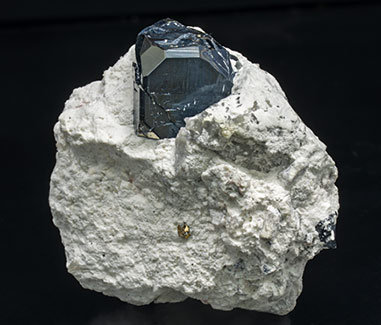 Chalcocite coating Pyrite.