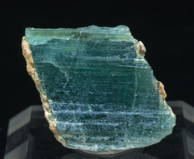 Grandidierite with Feldspar and Diopside.