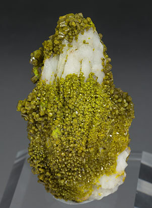 Pyromorphite and Baryte.