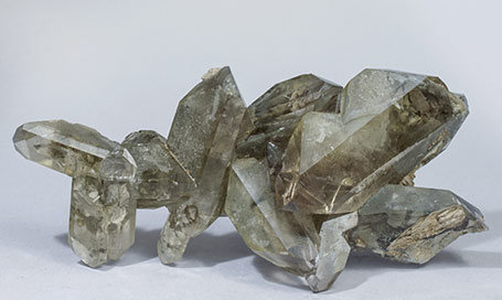 Baryte. Side