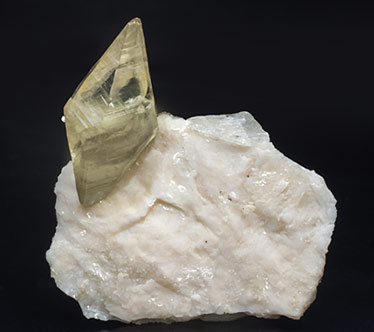 Calcite with Dolomite. Front