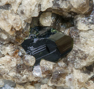 Kulanite with Siderite.