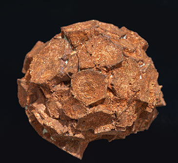 Copper after Aragonite. Rear