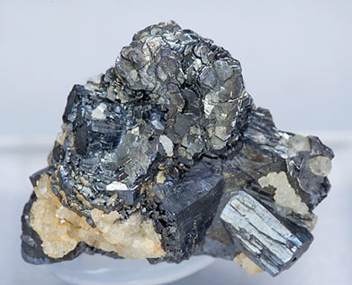 Pyrargyrite with Quartz.