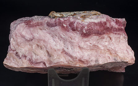 Cobaltoan Calcite. Bottom