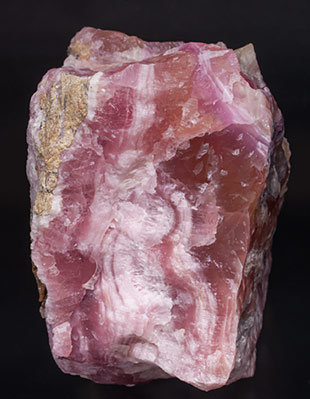 Cobaltoan Calcite. Side