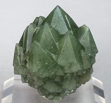 Quartz prase mineral specimens search results fabre minerals quartz variety prase altavistaventures Choice Image