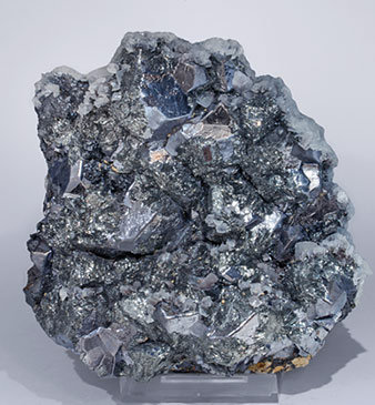 Semseyite with Galena.