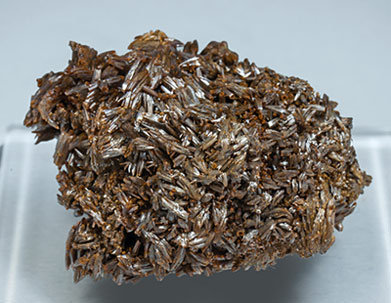 Arsenic-rich Vanadinite (variety endlichite). Rear