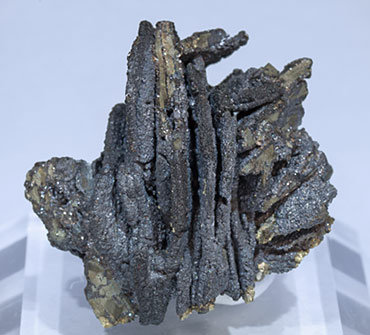 Galena after Pyrrhotite. Front