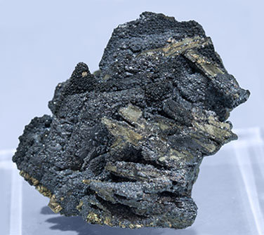 Galena after Pyrrhotite. Side
