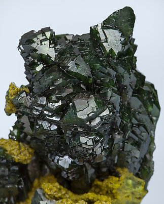 Zincolivenite and Gartrellite.