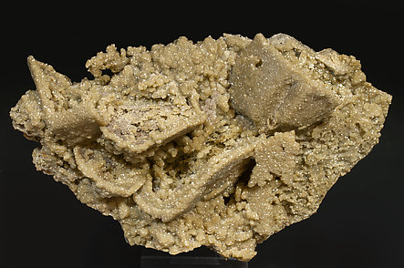 Siderite with Pyrite.