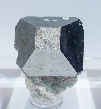 Carrollite with Mica.