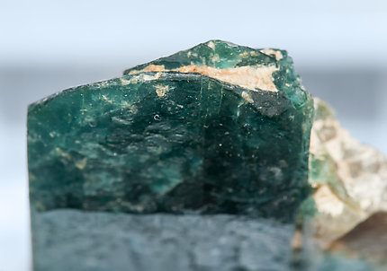 Grandidierite with Feldspar. Top