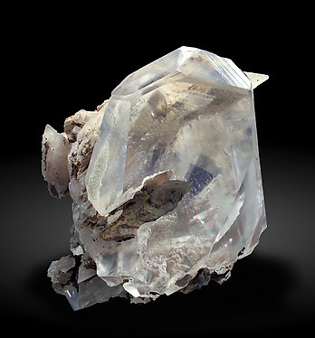 Calcite with Aragonite. Front